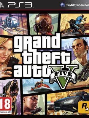 Grand Theft Auto 5 (GTA V) GTA 5