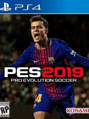 Pro Evolution Soccer 2019 Ps4 Primaria Juegos Digitales Chile