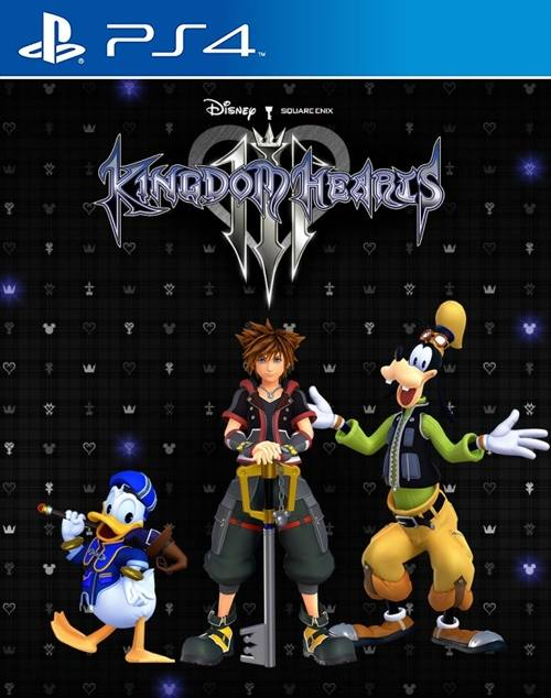 Kingdom Hearts Iii Pre Orden Ps4 Primaria Juegos Digitales Chile