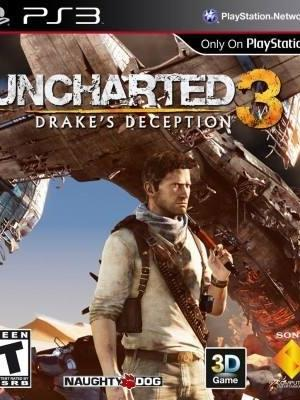 Uncharted 3 Drakes Deception Game Of The Year