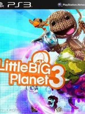 LittleBigPlanet 3 PS3