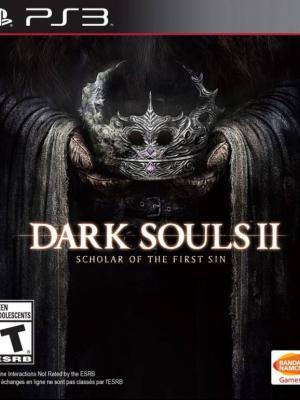 DARK SOULS II Scholar of the First Sin PS3