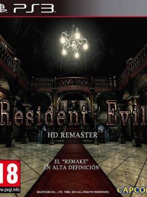 Resident Evil 1 Hd Ps3