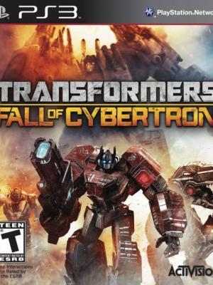 Transformers: La caída de Cybertron Gold Edition