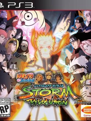NARUTO SHIPPUDEN: Ultimate Ninja STORM Revolution PS3