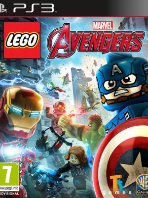 LEGO Marvels Avengers PS3
