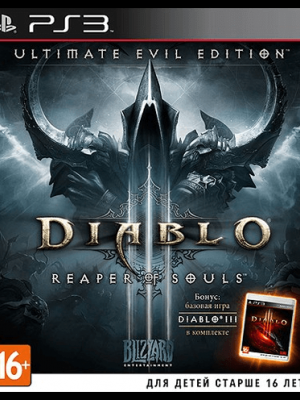 Diablo III Reaper of Souls - Ultimate Evil Edition