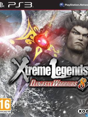 Dynasty Warriors 8 Xtreme Legends PS3