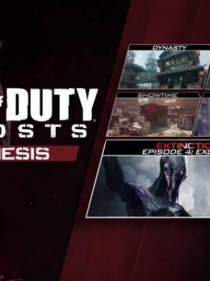 Call of Duty Ghosts Nemesis  DLC