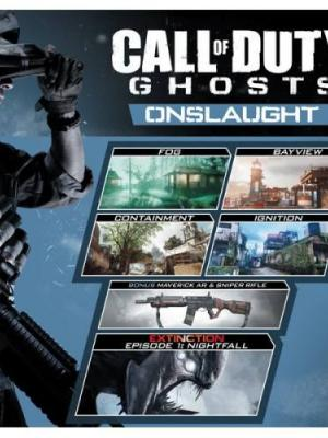 Call of Duty Ghosts Onslaught DLC
