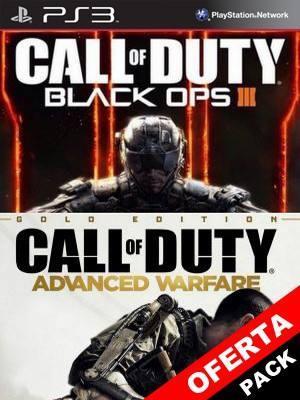 CALL OF DUTY®: BLACK OPS III + CALL OF DUTY ADVANCED WARFARE GOLD EDITION