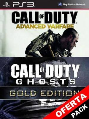 CALL OF DUTY® ADVANCED WARFARE + CALL OF DUTY®: GHOSTS GOLD EDITION