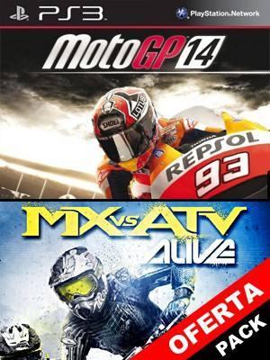 Motogp14 + Mx Vs Atv: Alive