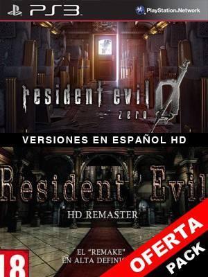 Resident Evil 0 HD Mas Resident Evil HD ps3