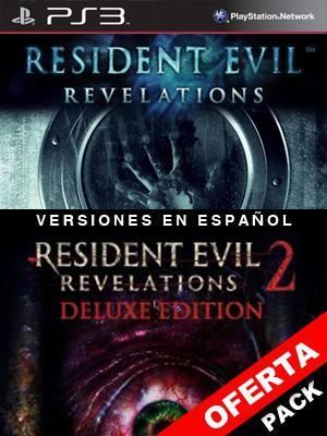 Resident Evil Revelations Mas Resident Evil Revelations 2 Deluxe Edition
