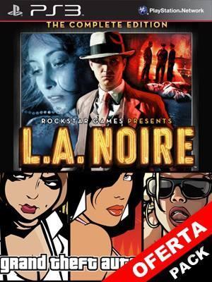 L.A. Noire Complete Edition Mas Grand Theft Auto la trilogía