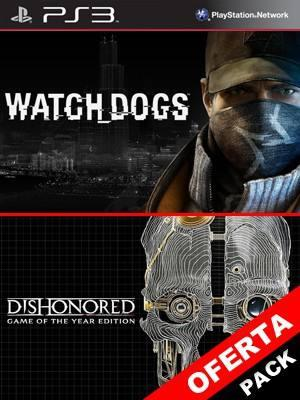 Watch Dogs Mas Dishonored Game of the Year Edition