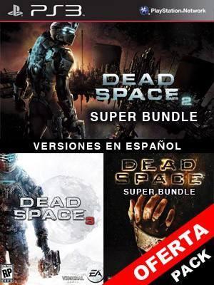 3 juegos en 1 Dead Space Super Bundle Mas Dead Space 2 Super Bundle Mas Dead Space 3