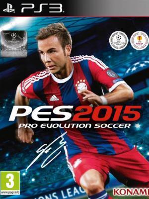 Pro Evolution Soccer Pes 2015 PS3