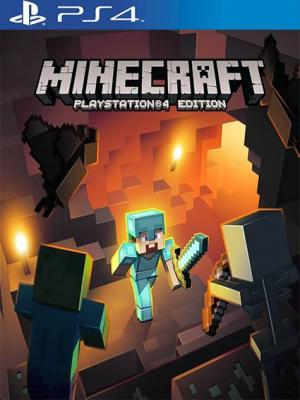 Minecraft PlayStation4 Edition PS4
