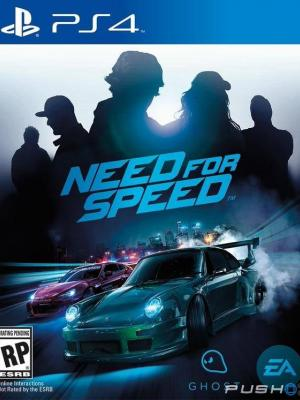 Need for Speed PS4 Primaria