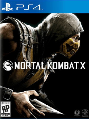 Mortal Kombat X PS4 PRIMARIA