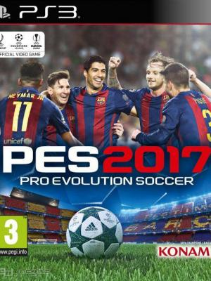 Pro Evolution Soccer 2017 PS3 OFERTA LIMITADA