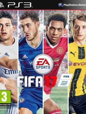 FIFA 17 PS3 Incluye el Pase en Linea OFERTA LIMITADA