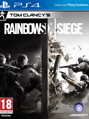 TOM CLANCY'S RAINBOW SIX SIEGE Ps4 Primaria