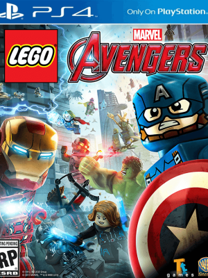 LEGO Marvel's Avengers PS4 Primaria