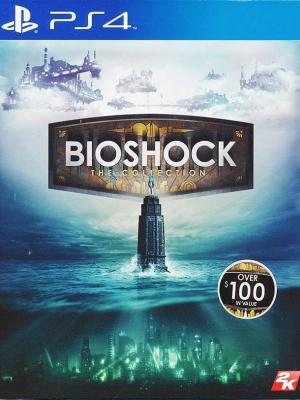 3 JUEGOS EN 1 BioShock The Collection Ps4 PRIMARIA