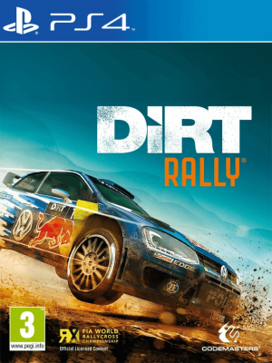DiRT Rally PS4 Primaria
