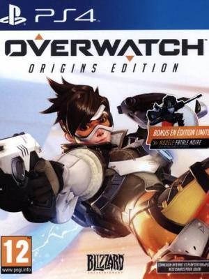 Overwatch Origins Edition ps4 primaria