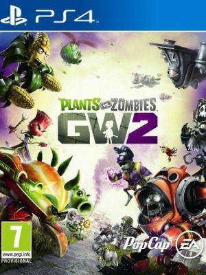 Plants vs Zombies Garden Warfare 2  PS4 PRIMARIA