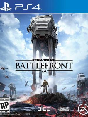 STAR WARS Battlefront PS4 PRIMARIA