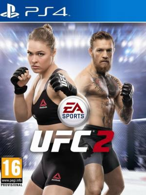 EA SPORTS UFC 2 PS4 PRIMARIA