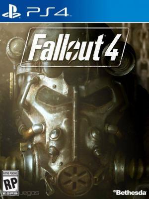 Fallout 4 PS4 primaria