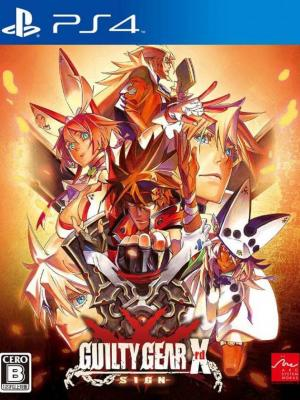 Guilty Gear Xrd -Sign- PS4 PRIMARIA