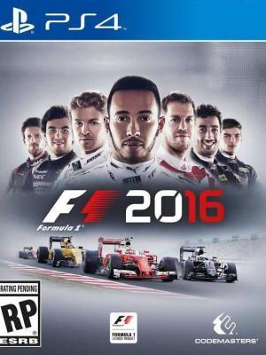 F1 2016 ps4 primaria