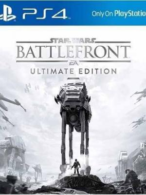 STAR WARS  Battlefront Ultimate Edition ps4 primaria