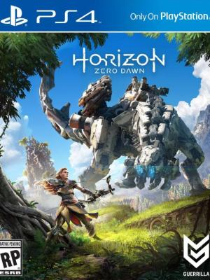 Horizon Zero Dawn ps4  primaria