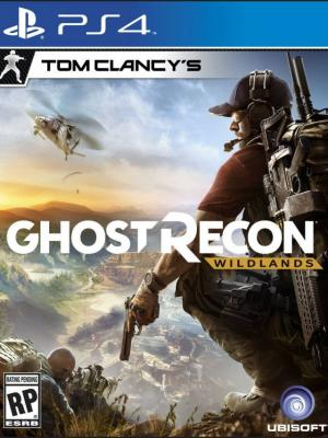 Tom Clancy's Ghost Recon Wildlands Standard Edition ps4