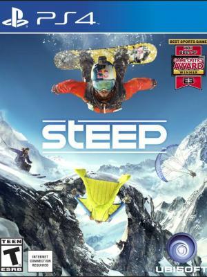 STEEP PS4 PRIMARIA
