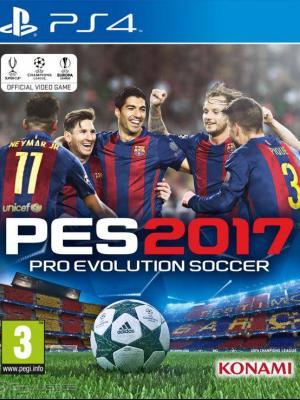 PRO EVOLUTION SOCCER 2017 PES 2017 PS4 PRIMARIA