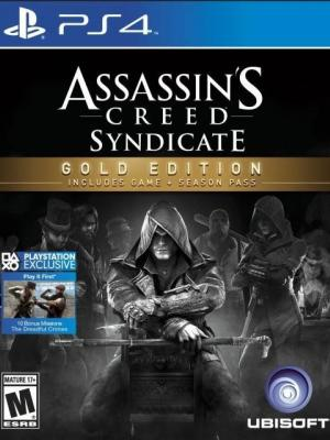 Assassin's Creed  Syndicate Gold Edition Ps4 Primaria