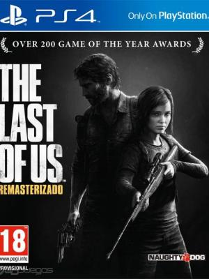 The Last Of Us Remastered  Ps4 Primaria