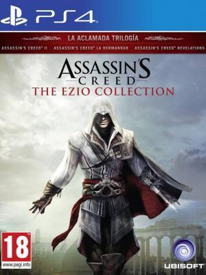 3 juegos en 1 Assassin's Creed The Ezio Collection Ps4 Primaria