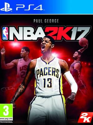 NBA 2K17 Ps4 Primaria