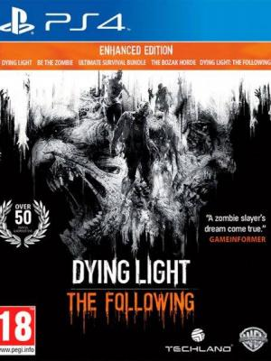 Dying Light: The Following - Edición Mejorada Ps4 Primaria