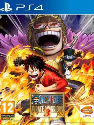 One Piece Pirate Warriors 3 - Gold Edition PRIMARIA